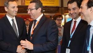 La Diputación mantiene el pulso con el Consell y promocionará la Costa Blanca en la ITB Berlín.