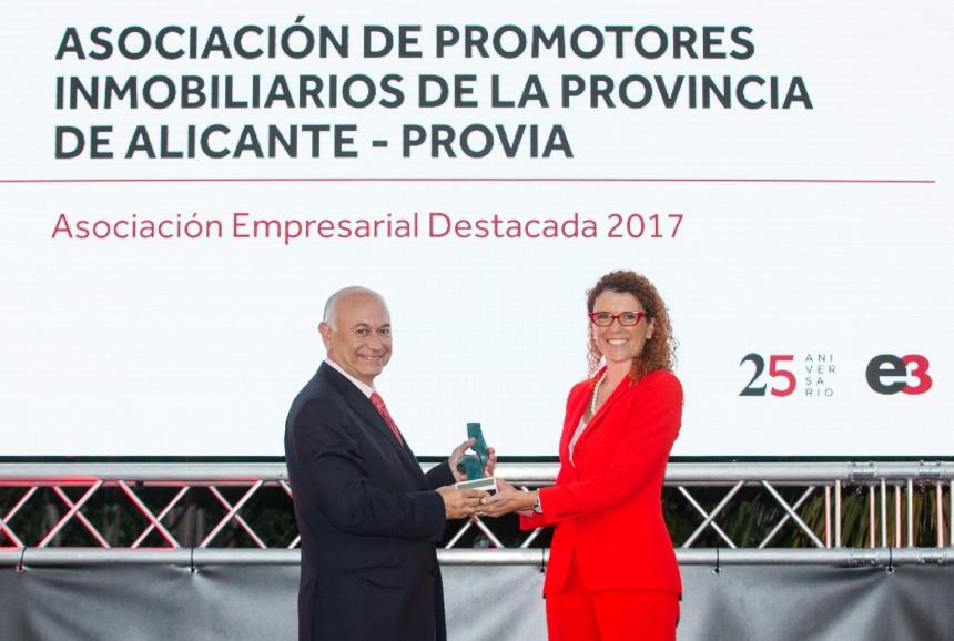 05/07/2017 ALICANTE.- Gala Economia 3 / FOTO: ALEX DOMINGUEZ