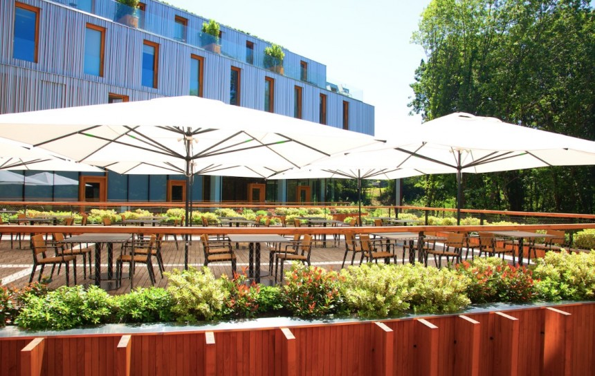 Hotel Arima Passivhaus_Siber