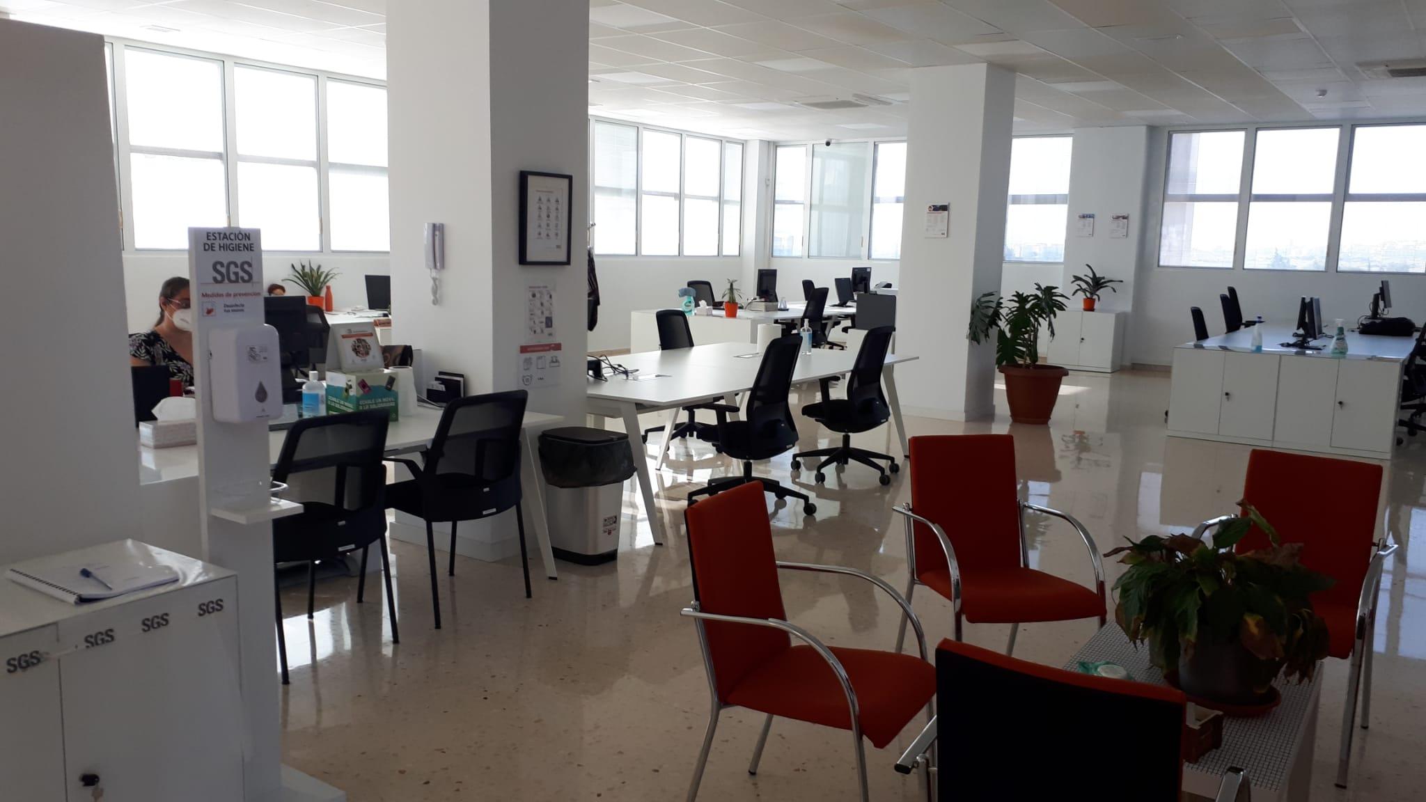 Oficinas de SGS